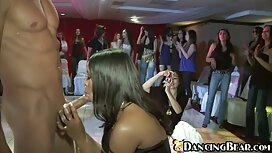 Erotik Seks dengan si rambut coklat yang indah cerita lucah sedap